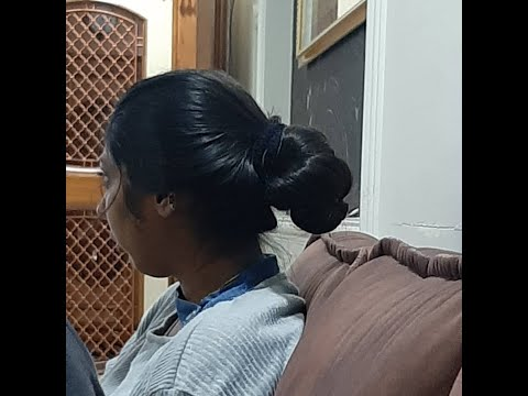 sister-open-long-hair-oily-bun