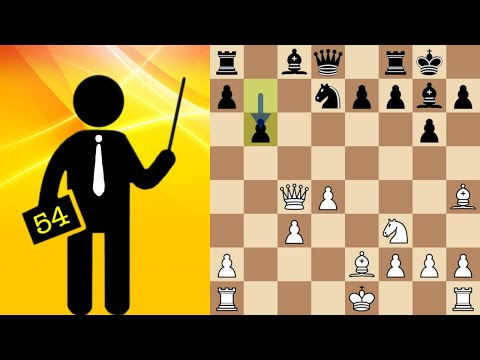 Kf1 or Kg1? | Grunfeld Defense, Stockholm - Standard Chess #