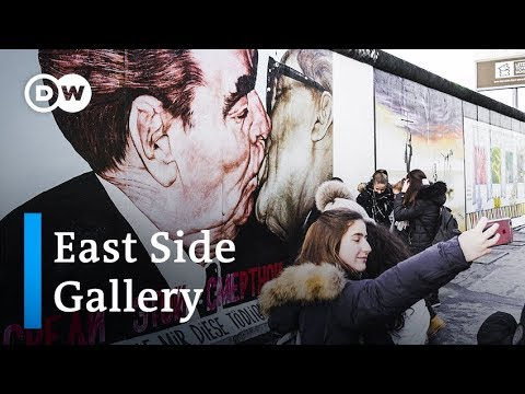 Berlin's East Side Gallery turns 25 | Journal