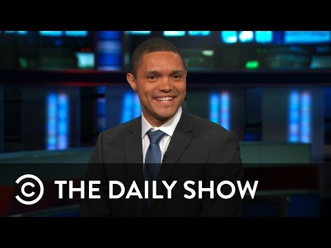 Download Youtube: NEW: Trevor Noah On The Daily Show | The Daily Show