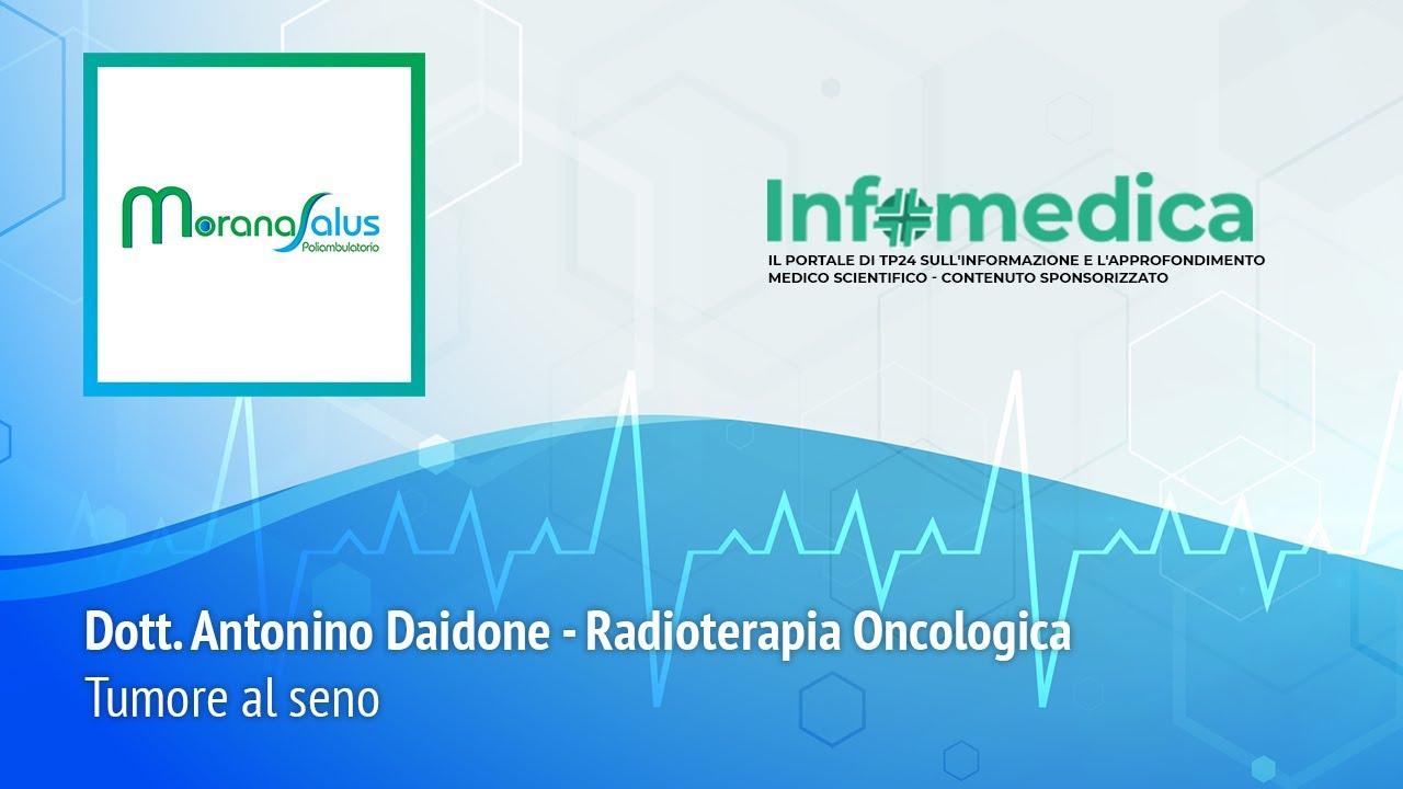 Leggi la mia intervista su @infosalute - Tumore al seno, ascoltiamo il Dott. Antonino Daidone