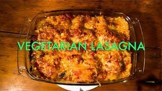 You need to try this VEGAN LASAGNA 👌🏾(TESTING RECIPES) #lasagna #vegetablelasagna