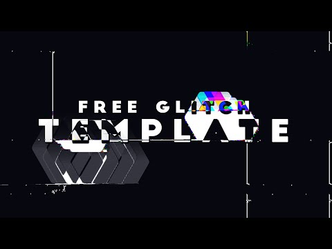 How to glitch your videos after effects tutorial doovi for Afx templates