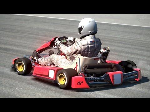 Gran Turismo Racing Kart 125 Campionato GT Kart 125 Gara 2 Siverstone Stowe Circuit