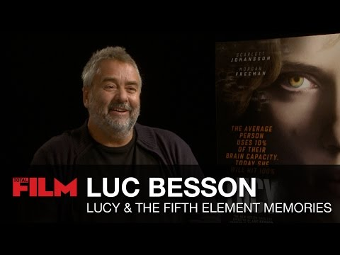 Luc Besson chats The Fifth Element memories & Lucy