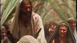 Jesus - Einzug in Jerusalem (Palmsonntag)