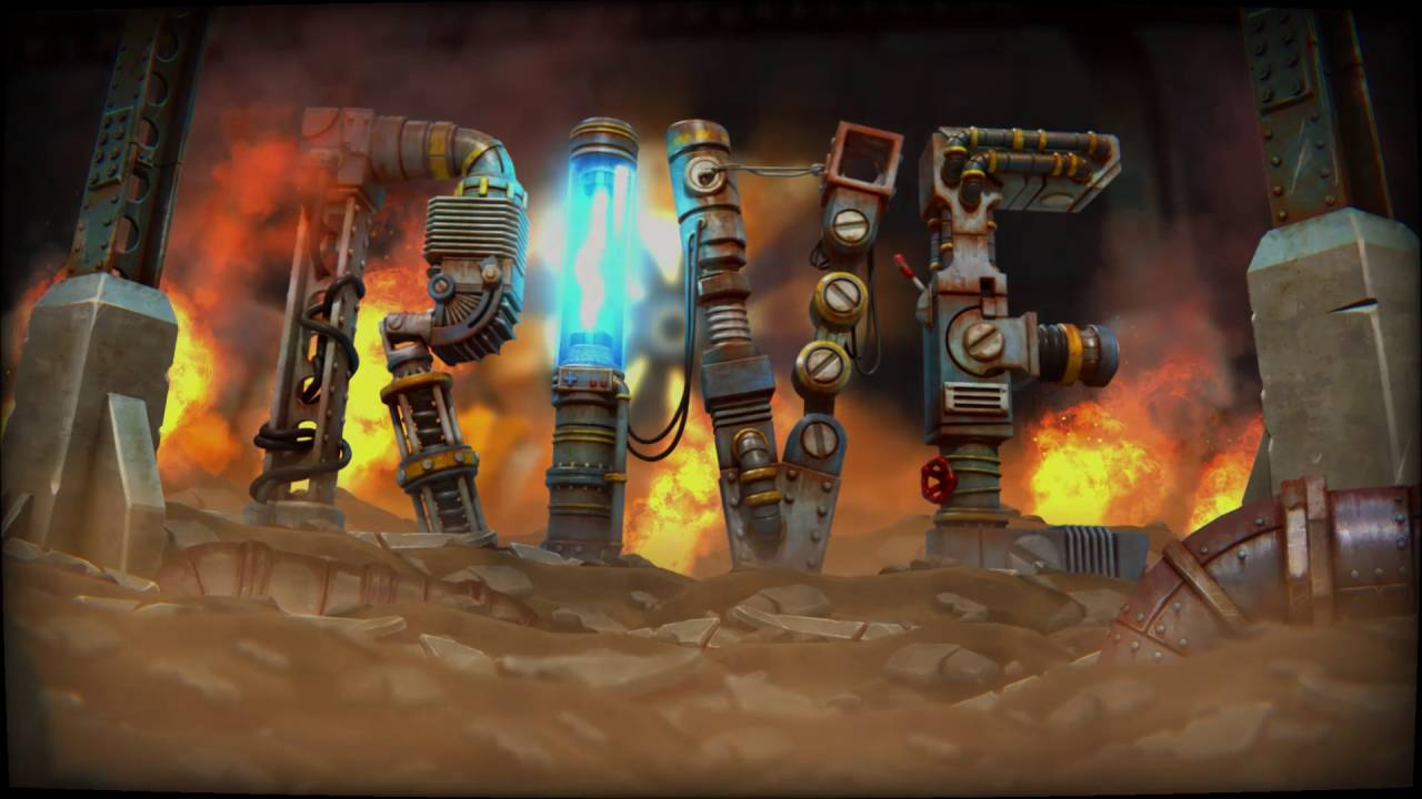 Rive | Announcement trailer | PS4 - YouTube