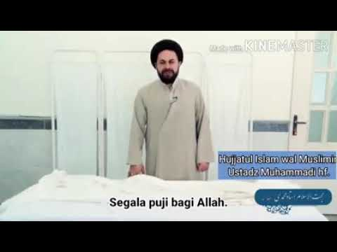 How to prepare Maiyid when in some cases