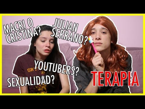 TERAPIA CON YOUTUBERS ft. Mica Suarez
