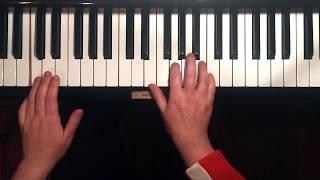 Ocean Eyes - Billie Eilish, solo piano cover YouTube Thumbnail