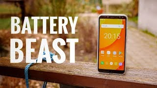 Oukitel K6 Review - Are Big Battery Smartphones worth it in 2018 ?