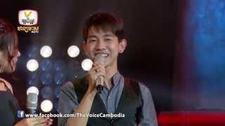 The Voice  Cambodia - ឡាច សៀរ VS គឿន នភាល៏យ - Bad day - 28 Sep 2014