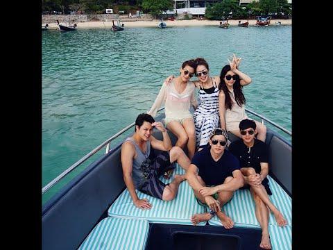 หลุด หมาก คิม หวานกันกลางทะเลภูเก็ต !!!