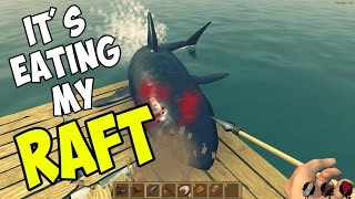 Raft Gameplay - We Need a Bigger Boat! - Let