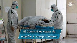 El covid-19 es un maestro del engaño para nuestro cuerpo y para los expertos que tratan de hacerle frente. Sus peculiaridades frente a otros virus es lo que le hace peligroso y difícil de combatir