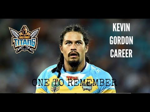 Kevin Gordon Career Highlights: One To Remember