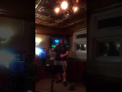 Iron Man (Black Sabbath cover) karaoke-Andrew Bell