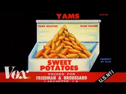Sweet potatoes and yams: What