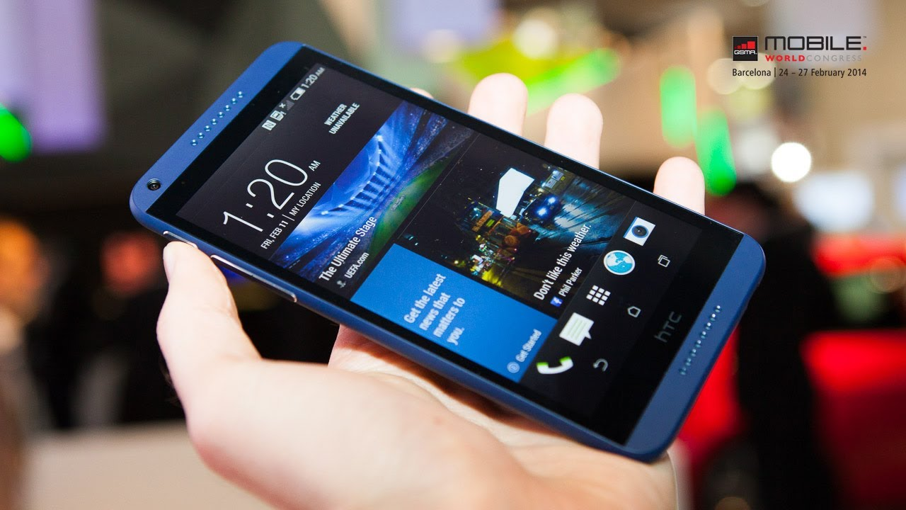 HTC Desire 816 (MWC 2014)