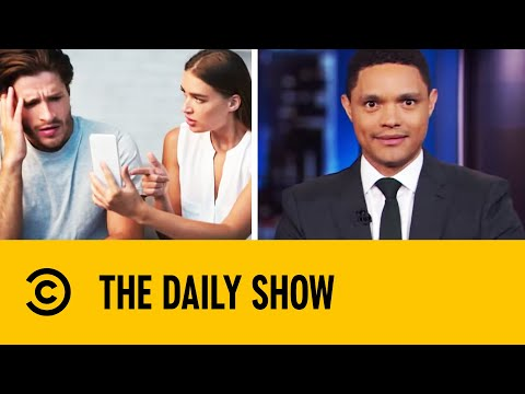 Trevor Noah Takes On Tech Behaving Badly   The Daily Show
