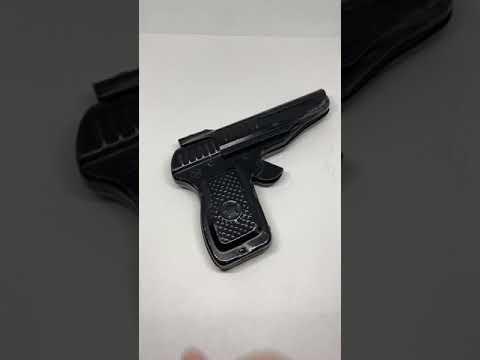 Пистолет игрушечный жестяной ПМ СССР