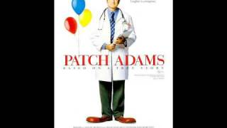 "*** PATCH ADAMS 6***  SOUNDTRACK -  "" look beyond the fingers """