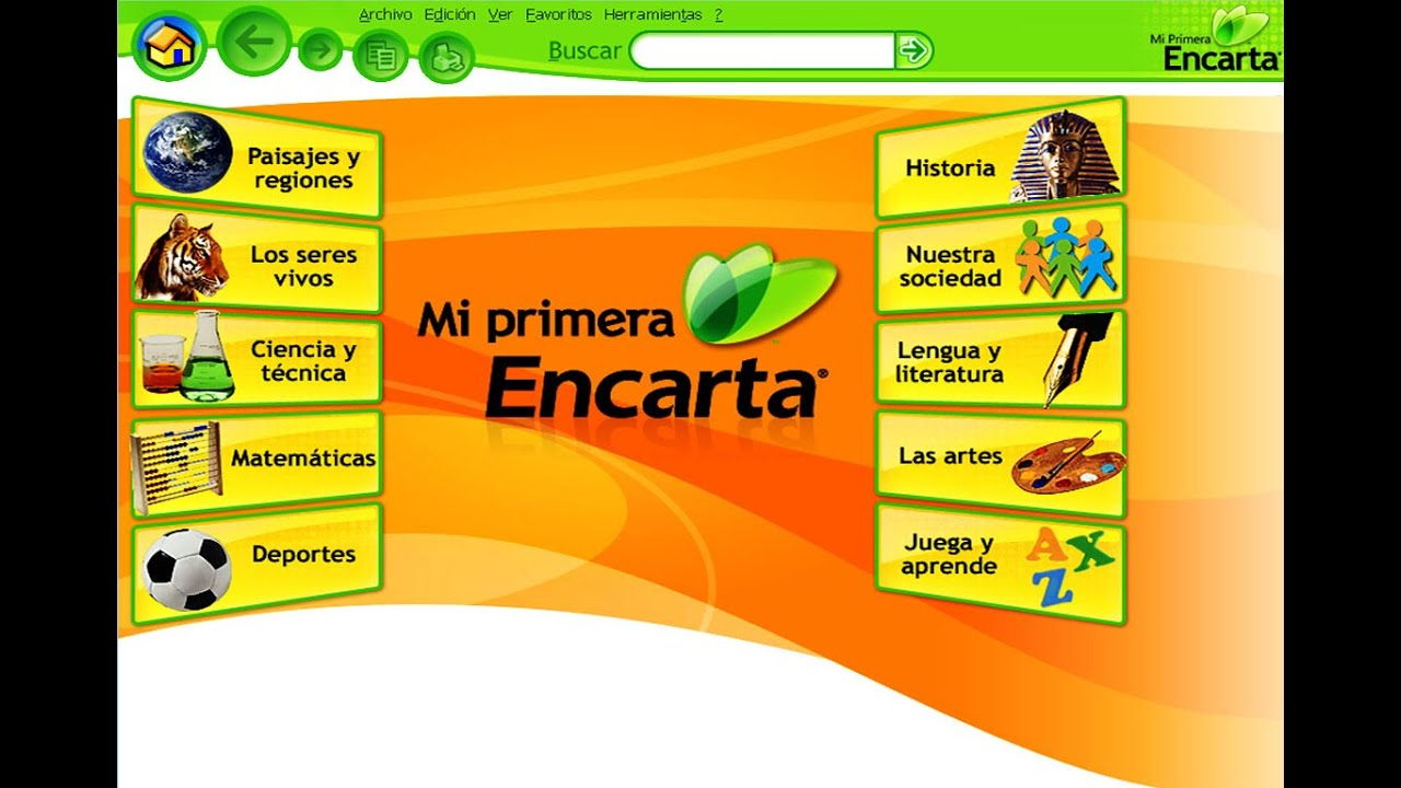 encarta junior 2009 softonic