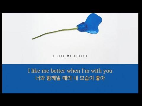 Lauv - I Like Me Better 가사해석 (lyrics)
