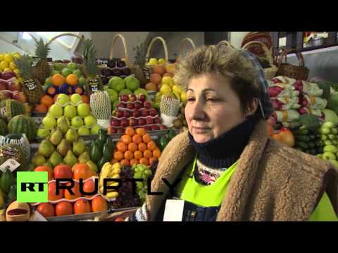 Russia: Turkish goods are no longer on sale at Danilovsky Market