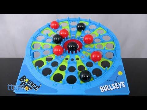 Bounce Off Bullseye from Mattel