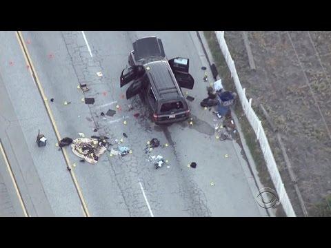 San Bernardino suspects had scary arsenal of weapons