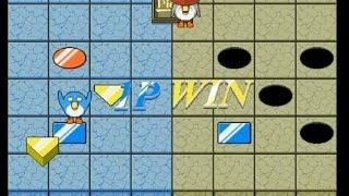 Competitive Penguin Puzzle Game: PIECE (PC, JPN, 1999)