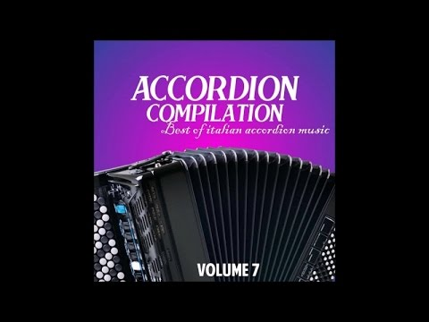 Accordion compilation vol 7 Best of italian accordion music