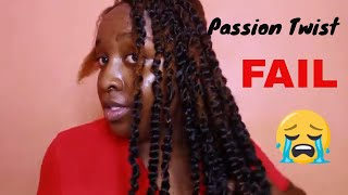 How to NOT do PASSION TWISTS!!