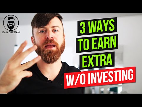 Ways to earn extra money online uk