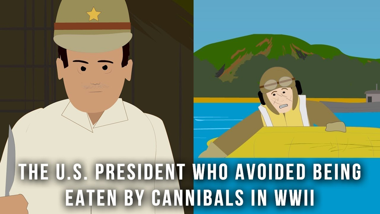 the-president-who-avoided-being-eaten-by-cannibals-in-wwii