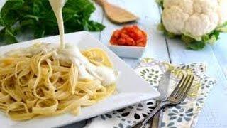 Cauliflower Alfredo Sauce Recipe!