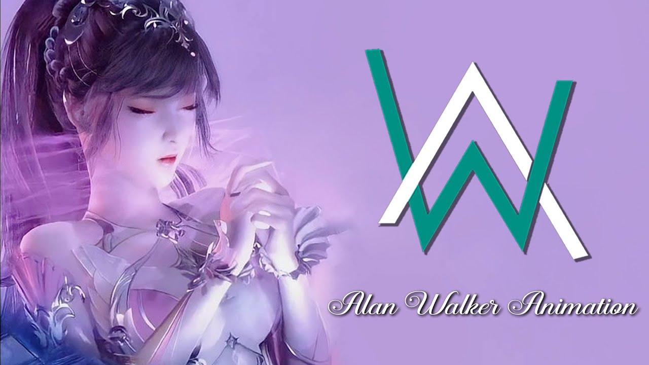 🔥 New Songs Alan Walker (Remix) | Best Of Alan Walker EDM | Alan Walker Animation Music