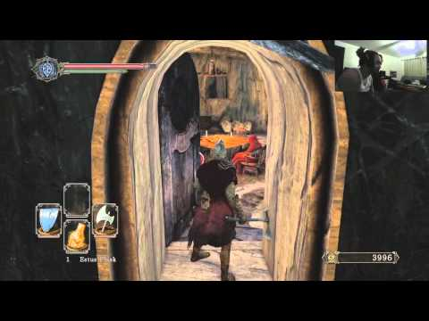 The House of Crack Presents - Dark Souls 2 Playing with Bum's soul part 4