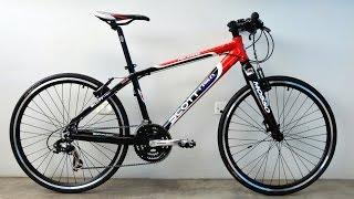 Bicicleta Híbrida Scott Usa - Mosso