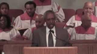 "Pastor Jackson Sings ""Have A Little Talk With Jesus"""