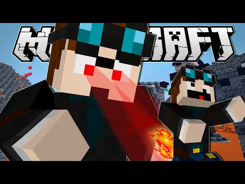Minecraft | GIANT DANTDM BOSS BATTLE!!