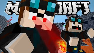Minecraft | GIANT DANTDM BOSS BATTLE!!