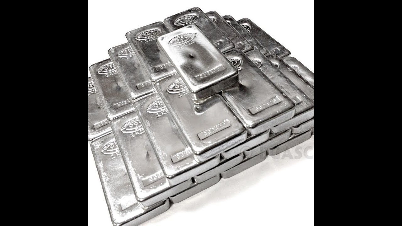 Silver Price Forecast 2016 2020 Great News Stackers