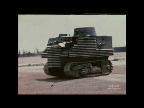 Bob Semple's Tank (1944)