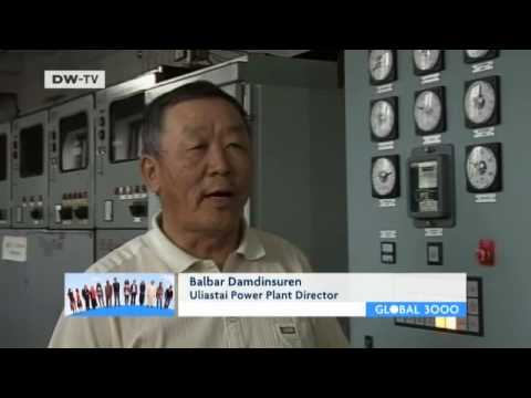 Sun Over the Steppe - Solar and Hydro Power in Mongolia | Gl