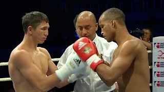 Clash of Champions Day 2 - Astana Arlans Kazakhstan v Cuba Domodores Bout 4