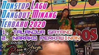 Lagu Dangdut Minang Nonstop Full Album-Orgen Tunggal 2020-Rosa Jesya-Amigoos Live Music-Erik Amigoos