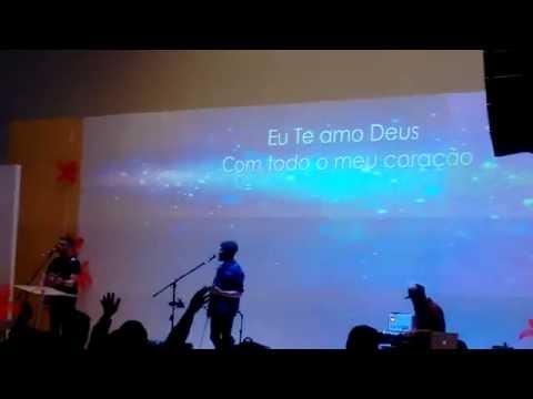 Pastor Jeremiah Bowser   Eu Te amo Deus  Imosp Brazil  (27/ 07/ 2016)