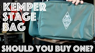 New Kemper Stage Bag - Should You Buy One?